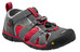 Keen Seacamp II CNX Sandals Youth magnet/racing red